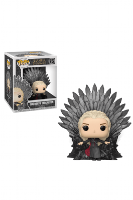 Funko Pop! Game Of Thrones Daenery Iron Throne
