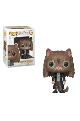 Funko Pop! Harry Potter Hermione Cat