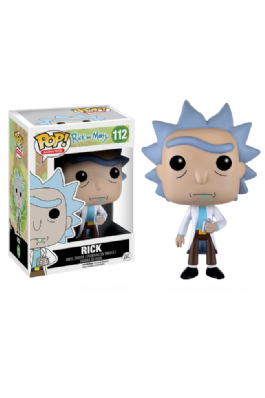 Funko Pop! Rick And Morty -  Rick