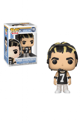 Funko Pop! Nsync - Chris Kirkpatrick