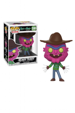 Funko Pop! Rick And Morty - Scary Terry