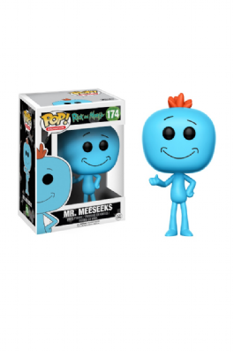 Funko Pop! Rick And Morty -  Mr. Meeseeks