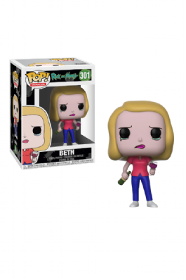 Funko Pop! Rick And Morty - Beth