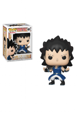 Funko Pop!  Fairy Tail -  Gajeel