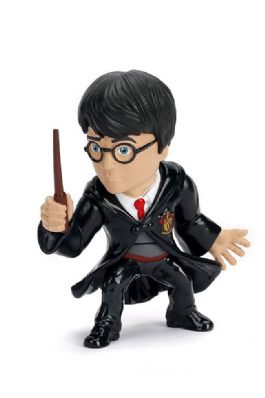 Metal Figure Colecionável - Harry Potter