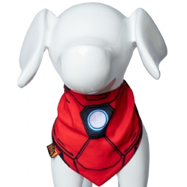 Bandana Pet Iron Man