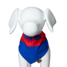 Bandana Pet Spiderman