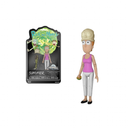 Funko Action Figure: Rick & Morty - Summer