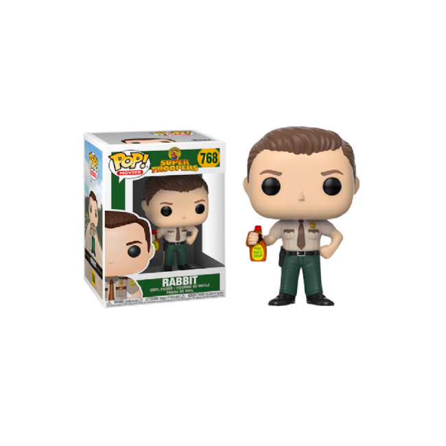 Funko Pop!  Super Troopers - Rabbit