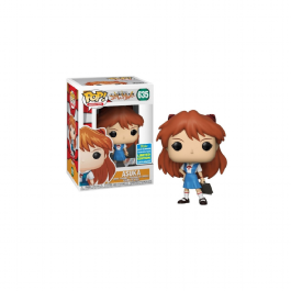 Funko Pop!  Evangelion - Asuka In Uniform
