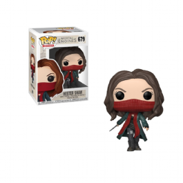 Funko Pop!  Mortal Engines - Hester Shaw
