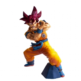 Action Figure Dragon Ball Super - Blood Of Saiyans Special