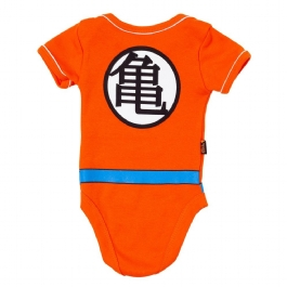Body Baby Dragon Ball Uniforme