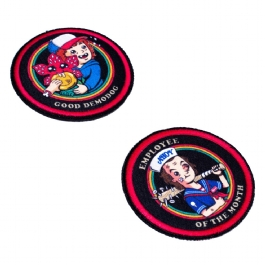Kit 2 Patches Stranger Things - Dustin E Steve
