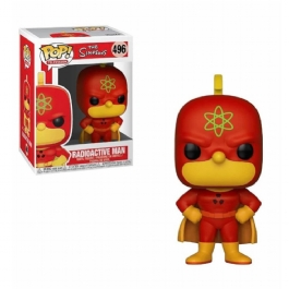 Funko Pop Animation: Simpsons S2 - Homer - Radioactive Man