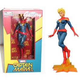 Action Figure Captain Marvel