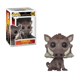 Funko Pop Disney: Lion King (live) - Pumbaa