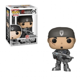 Funko Pop Games: Gears Of War S3 - Marcus Fenix